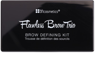 BHcosmetics Flawless kit para cejas 2