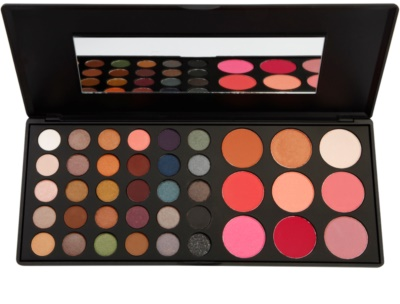 BHcosmetics Special Occasion palete de sombras e blushes