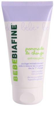 Biafine Bebe schützende Creme gegen Wundsein für trockene bis atopische Haut