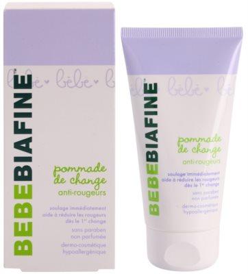 Biafine Bebe ochranná masť proti zapareninám pre suchú až atopickú pokožku 1