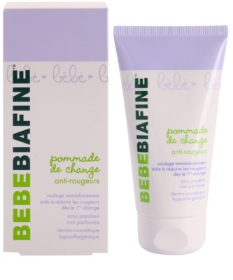 Biafine Bebe pomada protetora contra feridas for dry to sensitive skin 1