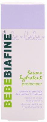Biafine Bebe bálsamo hidratante protector para pieles secas y atópicas 2