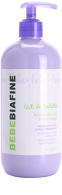 Biafine Bebe loção de limpeza for dry to sensitive skin