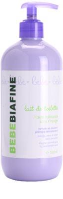 Biafine Bebe loción corporal limpiadora para pieles secas y atópicas