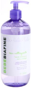 Biafine Bebe tisztító víz a gyermek bőrre