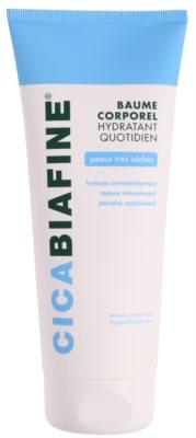Biafine Cica balsam de corp hidratant pentru utilizarea de zi cu zi