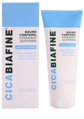 Biafine Cica hydratační tělový balzám pro každodenní použití 1