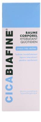 Biafine Cica hydratační tělový balzám pro každodenní použití 2