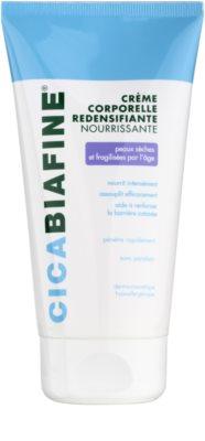 Biafine Cica creme corporal nutritivo para pele seca a muito seca