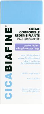 Biafine Cica tápláló testápoló krém Száraz, nagyon száraz bőrre 2