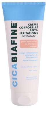 Biafine Cica crema de corp hidratanta pentru piele foarte sensibila sau cu dermatita atopica