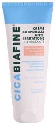 Biafine Cica hidratáló testkrém nagyon száraz, érzékeny és atópiás bőrre