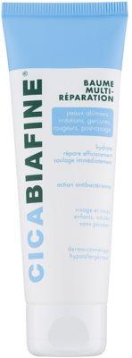 Biafine Cica antibakteriális krém az irritált bőrre