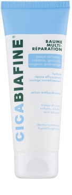 Biafine Cica creme anticbacteriano curativo  para pele irritada