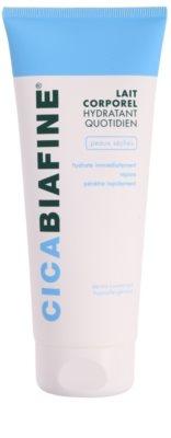 Biafine Cica hydratisierende Körpermilch zur täglichen Anwendung