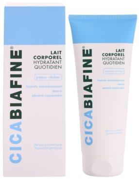 Biafine Cica hidratáló testápoló tej mindennapi használatra 1