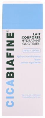 Biafine Cica hidratáló testápoló tej mindennapi használatra 2
