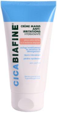 Biafine Cica hydratisierende und beruhigende Creme für die Hände
