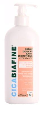 Biafine Cica crema de dus hidratanta pentru piele foarte sensibila sau cu dermatita atopica