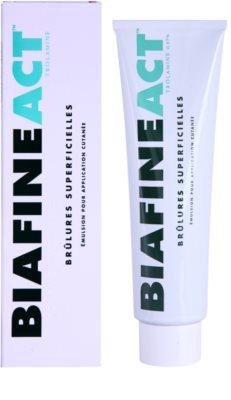 Biafine Medicament bőrgyógyászati kenőcs égési sérülések kezelésére 1