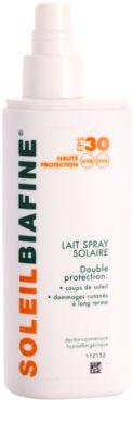 Biafine Soleil слънцезащитно мляко в спрей SPF 30 1