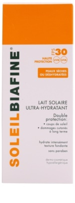 Biafine Soleil lotiune hidratanta SPF 30 2