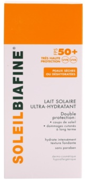 Biafine Soleil leite after sun hidratante  SPF 50+ 2