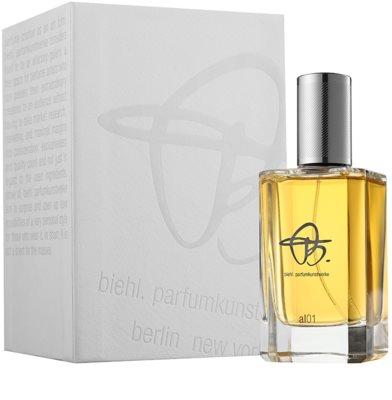 Biehl Parfumkunstwerke AL 01 Eau de Parfum unissexo 1