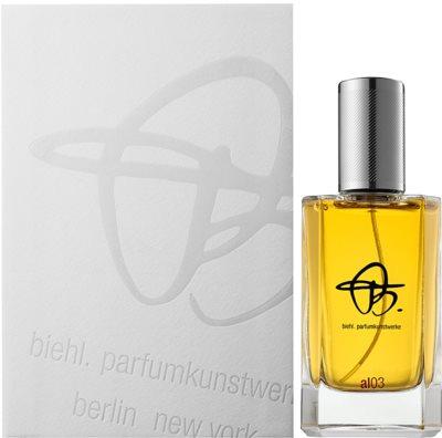 Biehl Parfumkunstwerke AL 03 parfémovaná voda unisex