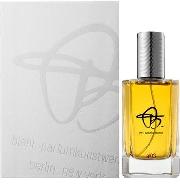 Biehl Parfumkunstwerke AL 03 parfumska voda uniseks
