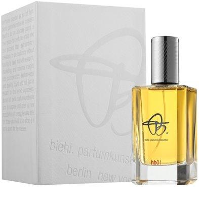 Biehl Parfumkunstwerke HB 01 Eau De Parfum unisex 1