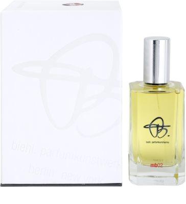 Biehl Parfumkunstwerke MB 02 Eau de Parfum unissexo