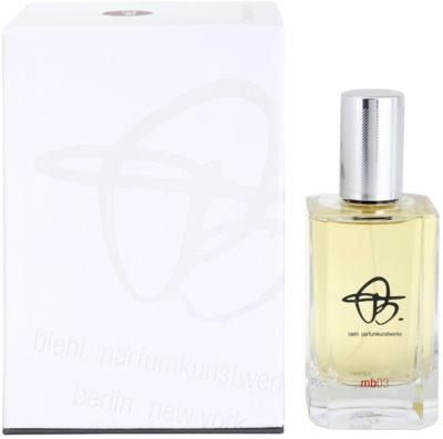 Biehl Parfumkunstwerke MB 03 parfumska voda uniseks