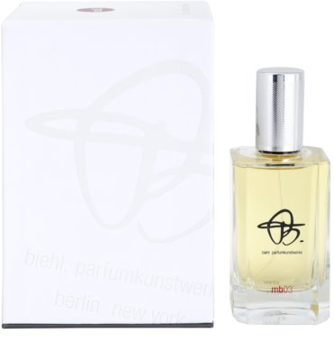 Biehl Parfumkunstwerke MB 03 woda perfumowana unisex