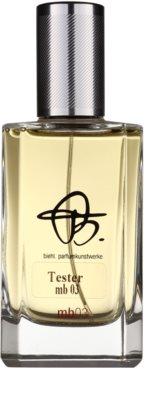 Biehl Parfumkunstwerke MB 03 eau de parfum teszter unisex 1