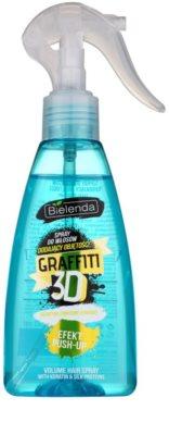 Bielenda Graffiti 3D Effect Push-Up спрей-стайлінг для об'єму та блиску