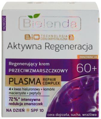 Bielenda Active Regeneration 60+ crema de zi regeneranta antirid 2