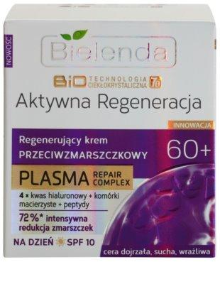 Bielenda Active Regeneration 60+ відновлюючий денний крем проти зморшок 2