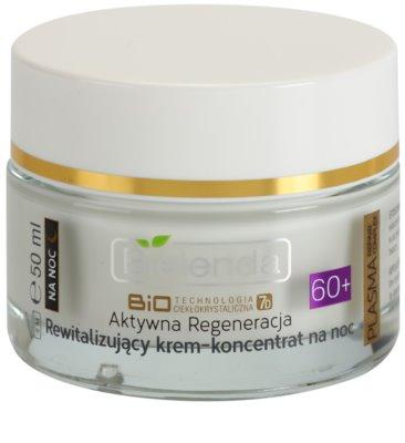 Bielenda Active Regeneration 60+ regenerujący krem na noc przeciw zmarszczkom