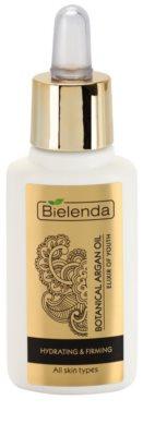 Bielenda Argan Face Oil Elixir of Youth intensive Öl-Pflege für perfekte Haut