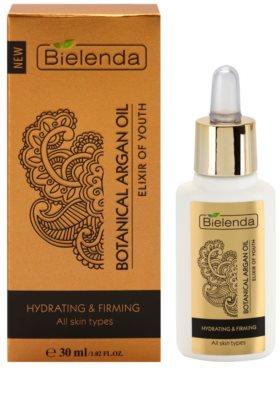 Bielenda Argan Face Oil Elixir of Youth intensive Öl-Pflege für perfekte Haut 1