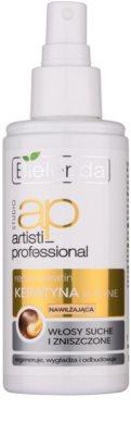 Bielenda Artisti Professional Repair Keratin flüssiges Keratin für trockenes und beschädigtes Haar 1