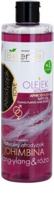 Bielenda Aphrodisiac Love Yohimbine, Ylang-Ylang & Rose koupelový olej s esenciálními oleji