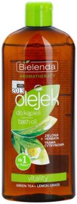 Bielenda Aromatherapy Vitality ulei pentru baie si dus pentru piele neteda si delicata