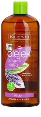 Bielenda Aromatherapy Relax sprchový a koupelový olej