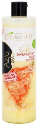 Bielenda SPA Asia двофазна олійка для ванни з есенціальними маслами