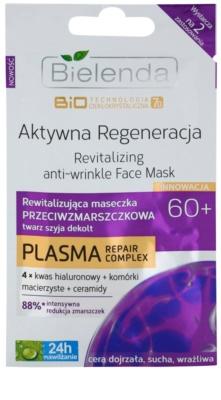 Bielenda BioTech 7D Active Regeneration 60+ masca revitalizanta antirid