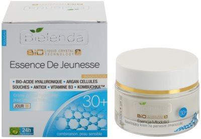 Bielenda BioTech 7D Essence of Youth 30+ creme hidratante diário para primeiras rugas 1