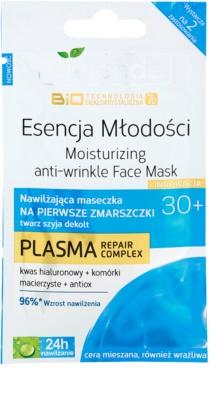 Bielenda BioTech 7D Essence of Youth 30+ vlažilna maska za prve gube