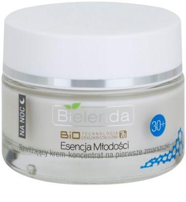 Bielenda BioTech 7D Essence of Youth 30+ noční hydratační krém pro první vrásky